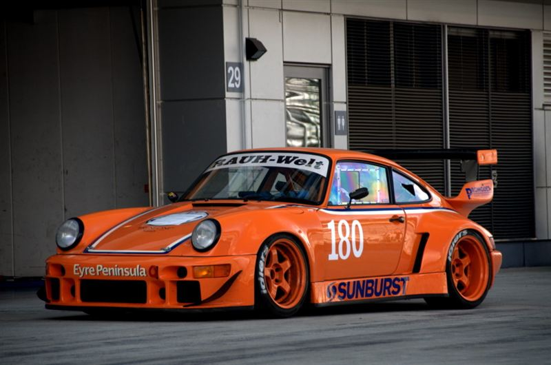 Peel Out All The Shades Of Orange Offered By Porsche