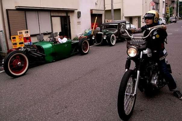 Japan Badass