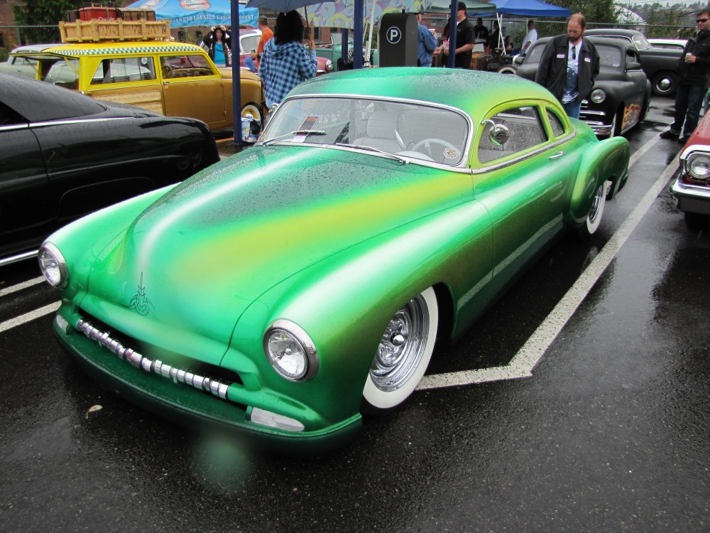 52 custom chevy