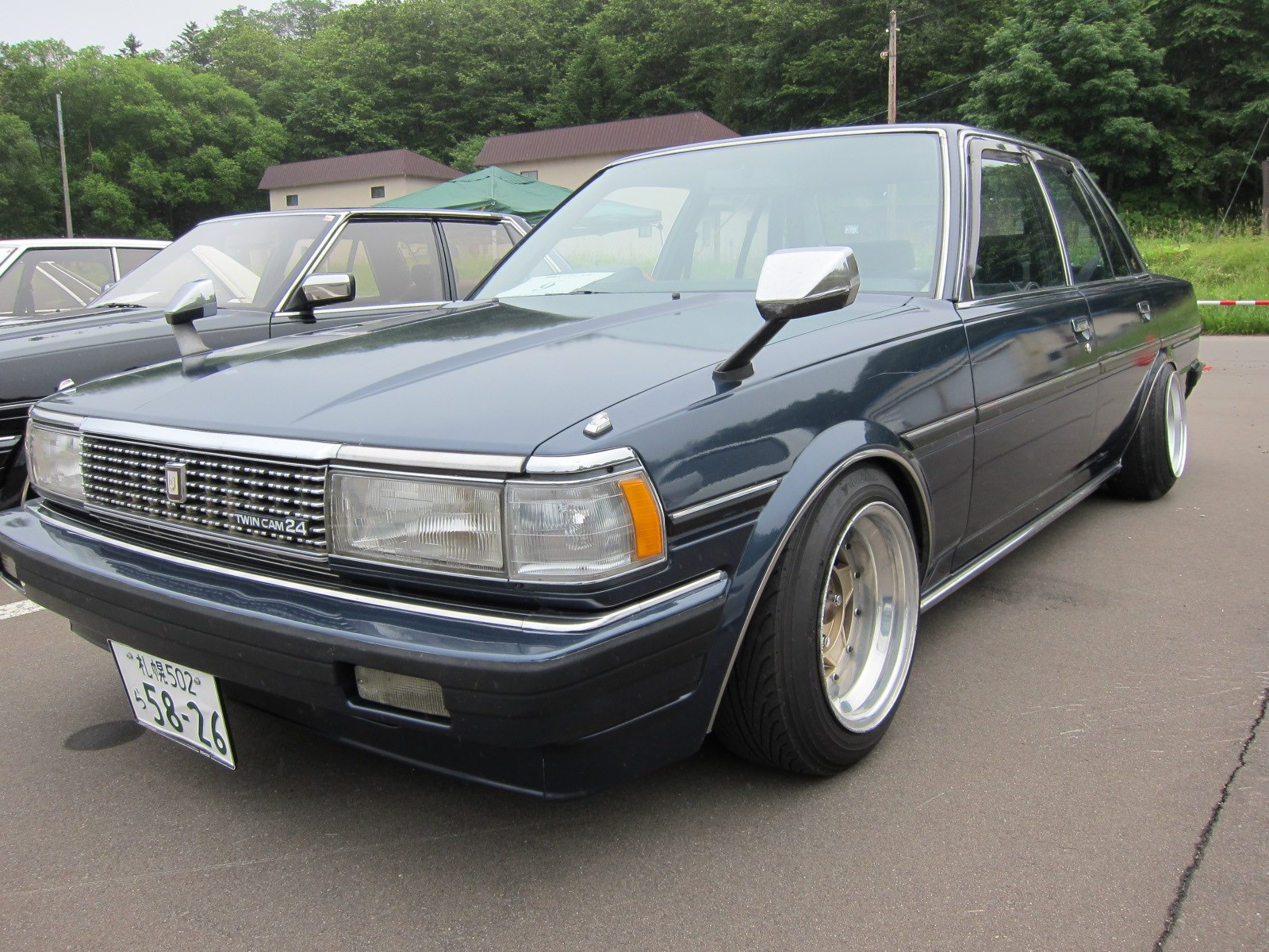 gx71 sedan