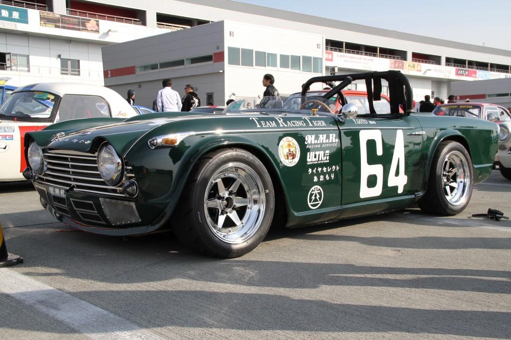 Triumph T4