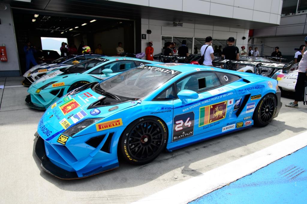 2014 Lamborghini Blancpain Super Trofeo Asia2