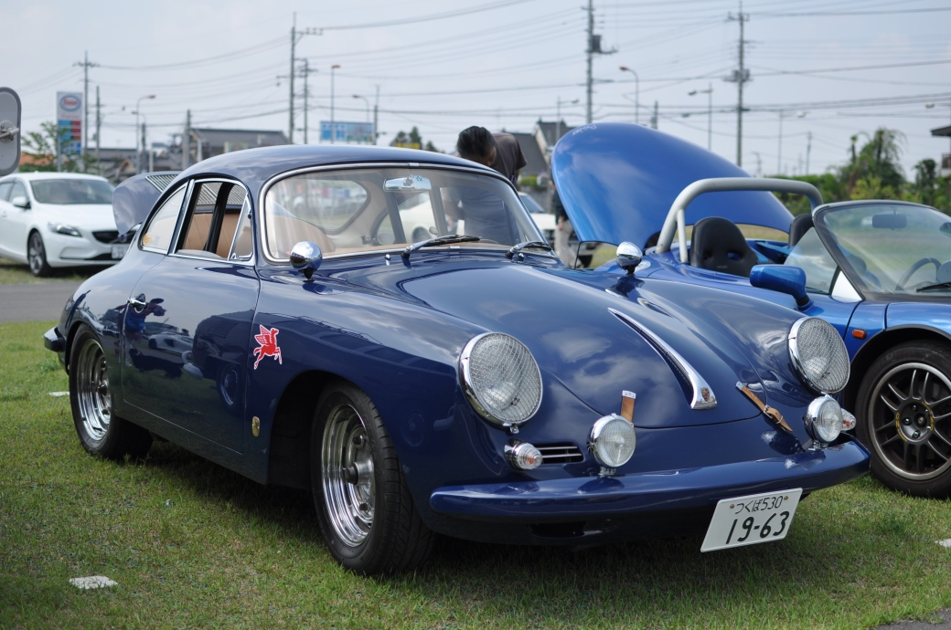 11963 Porsche 356C