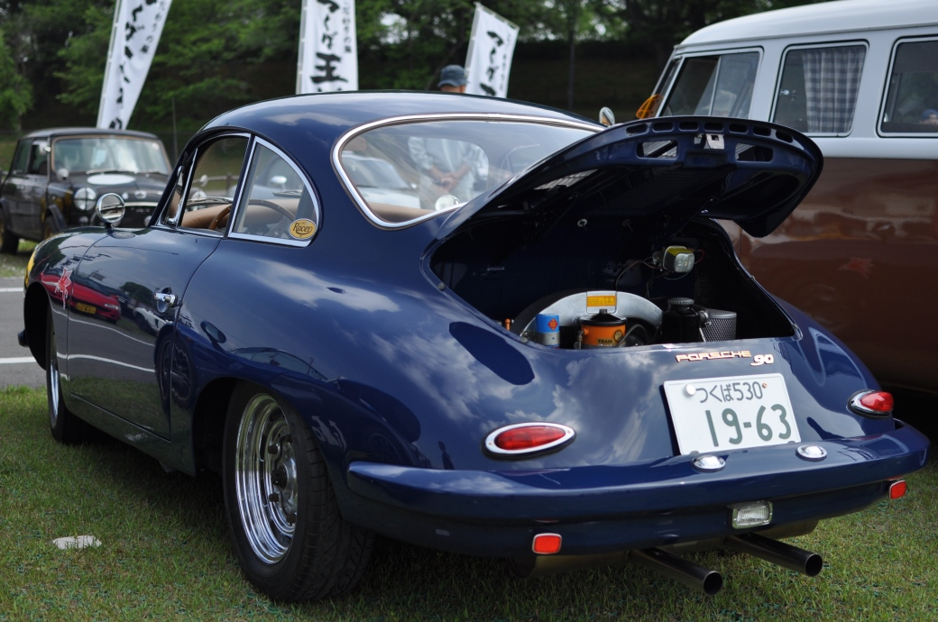 963 Porsche 356C1