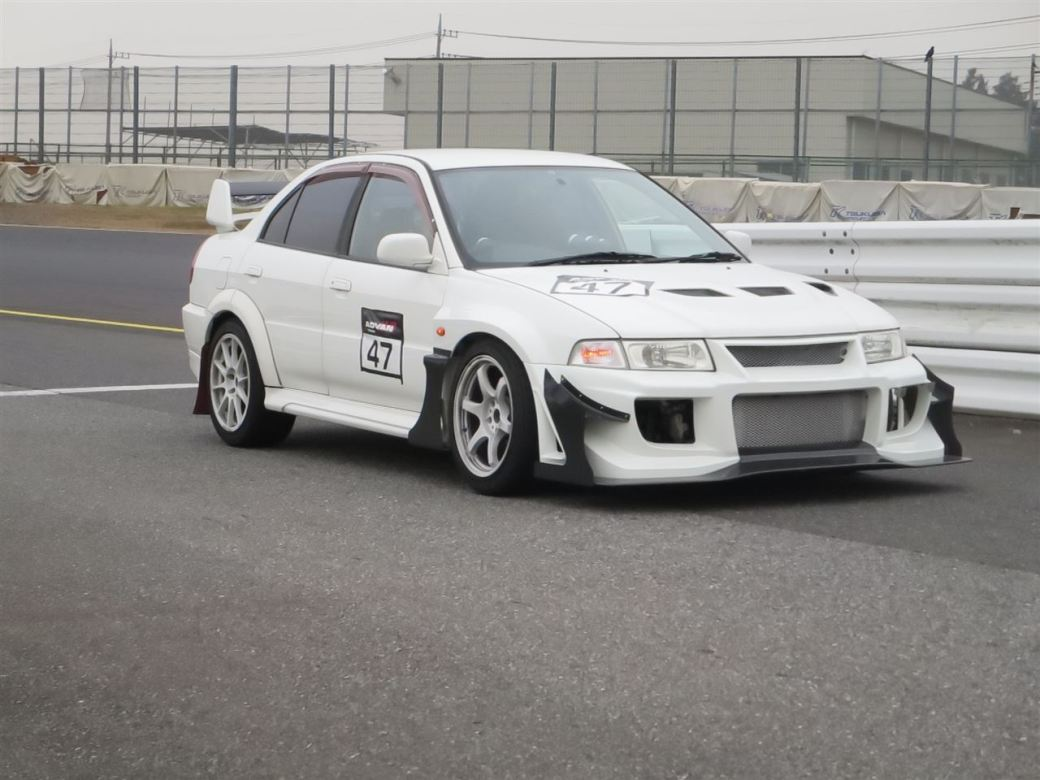 EVO 6 Tommi Makinen Edition