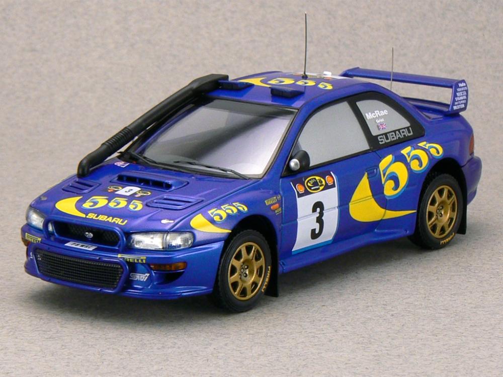 Impreza GC WRC97 1997 Safari Rally Winner C. McRae