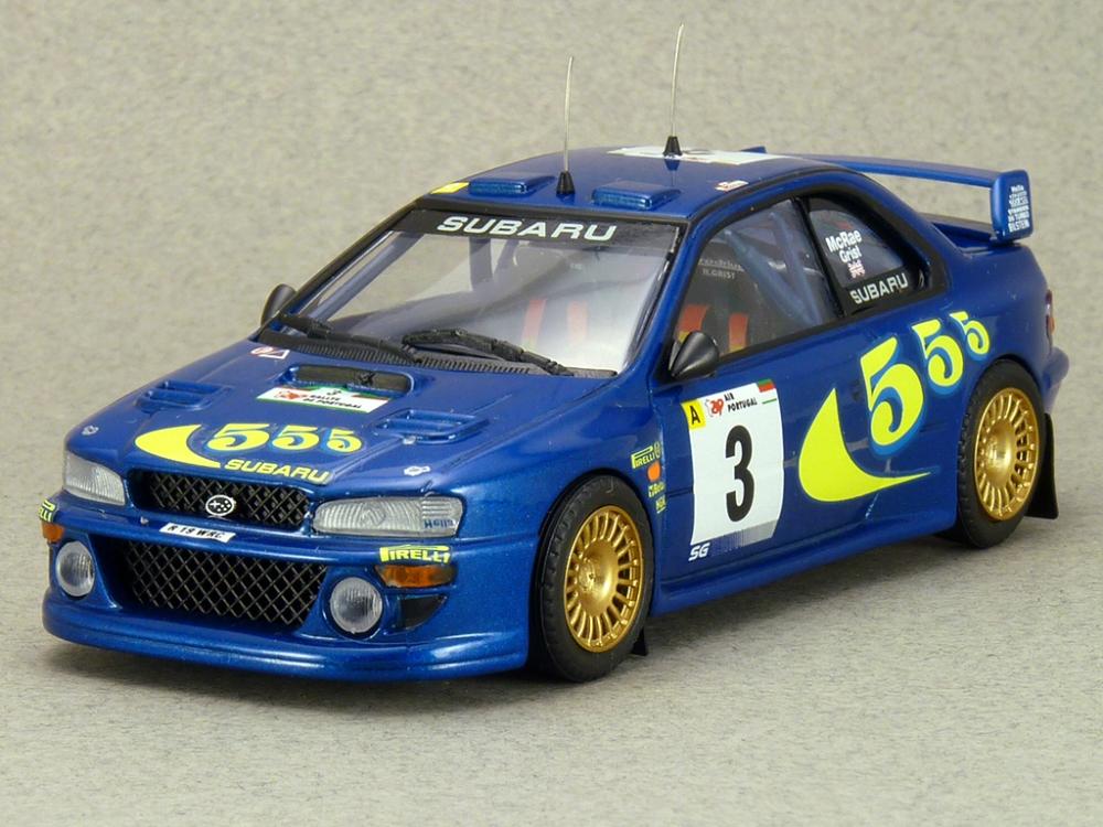 Impreza WRC98 1998 Rallye de Portugal Winner C. McRae