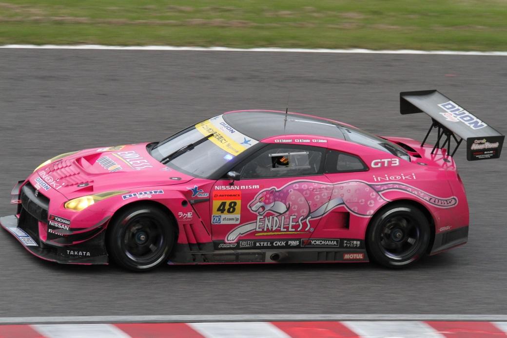 Nissan GT-R GT3 - Super GT Rd.5 Suzuka Pokka 1,000km
